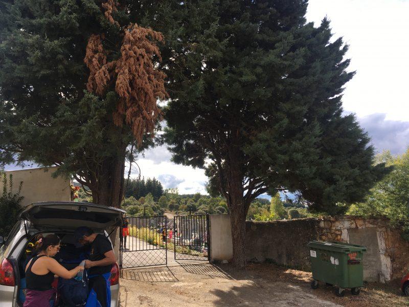 Excursión a las minas romanas de oro de Castropodame 6