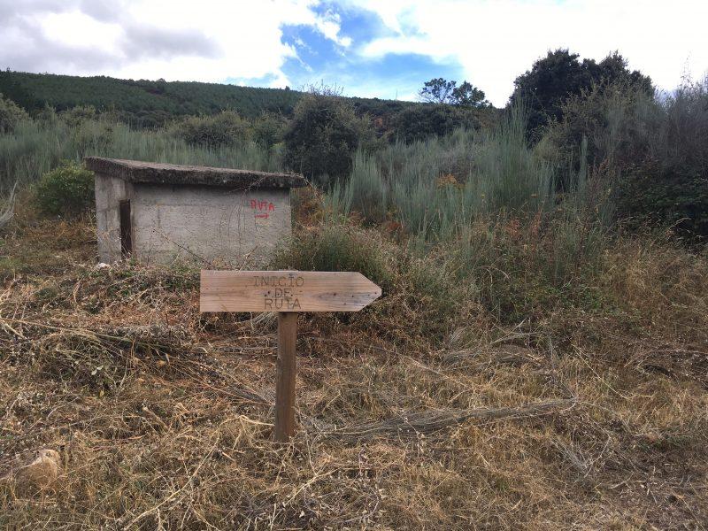 Excursión a las minas romanas de oro de Castropodame 11