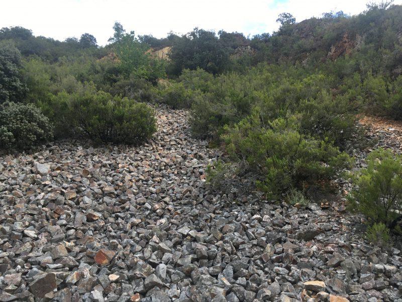 Excursión a las minas romanas de oro de Castropodame 15