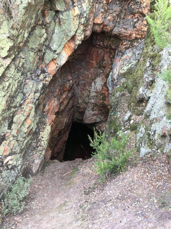 Excursión a las minas romanas de oro de Castropodame 16