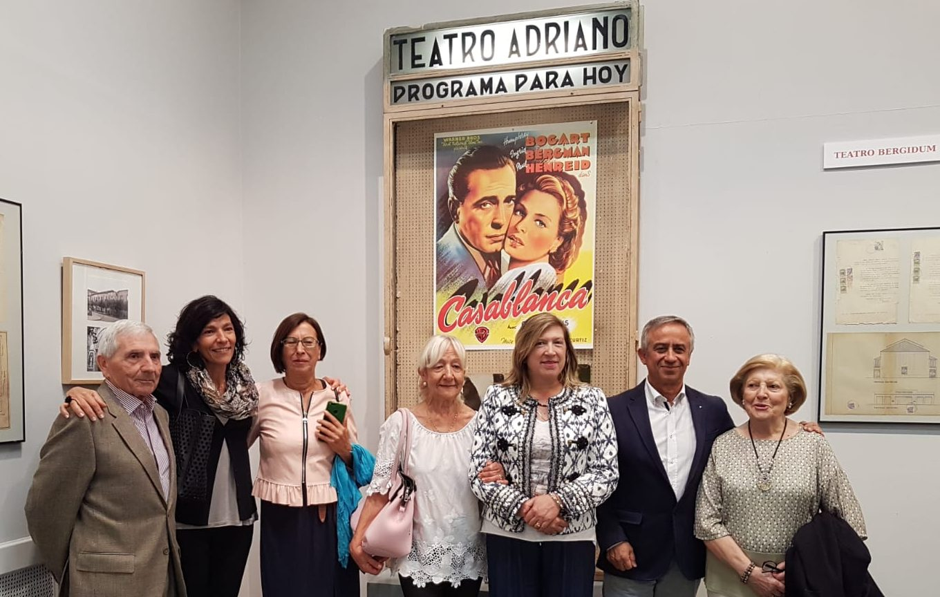 Los Papeles de Adriano una exposición en la Casa de la Cultura que nos lleva a conocer los antiguos cines de Ponferrada 1