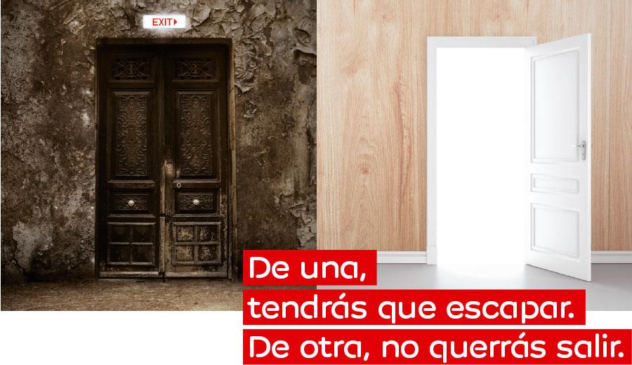 La compañía energética EDP organiza una 'Escape-room' en la Plaza Fernando Miranda de Ponferrada 1