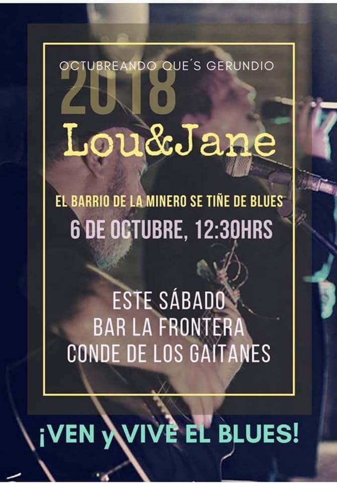 Concierto: Louie & Jane 1