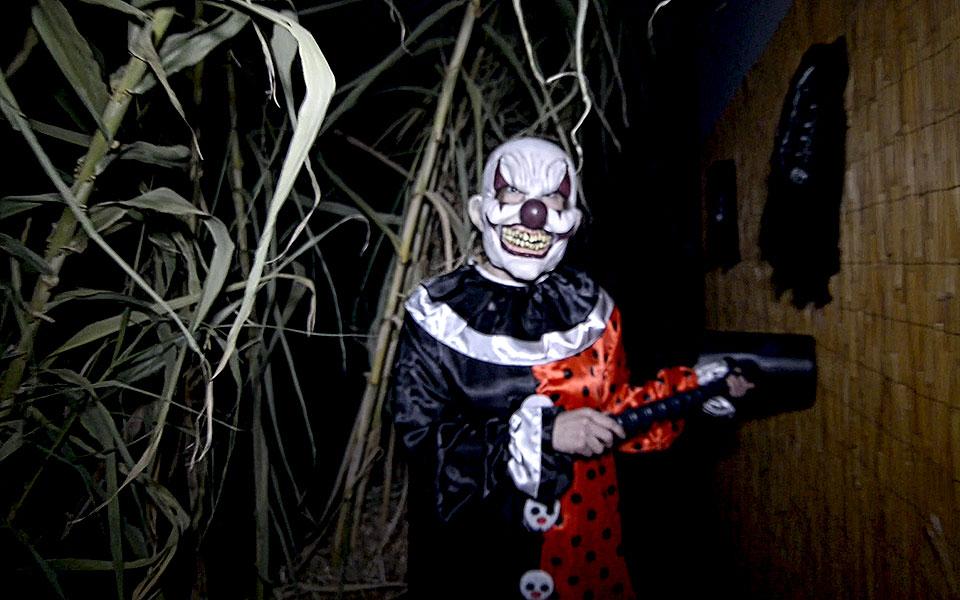 Cacabelos se une a las actividades de Halloween con Bahemot, un pasaje del terror 1