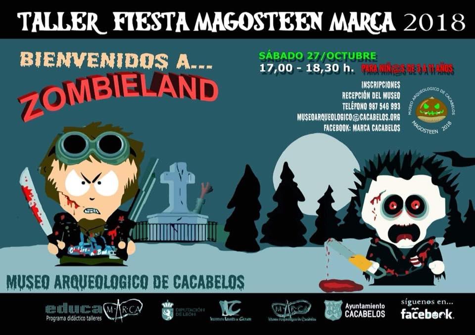 Llega Magosteen 2018, la fiesta más terrorífica que organiza el Museo Marca de Cacabelos 1