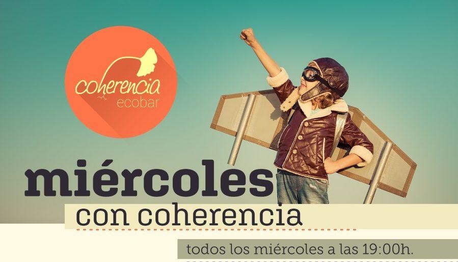 'Miércoles con Coherencia' El bar Coherencia de Ponferrada organiza los miércoles de noviembre unas interesantes charlas 1