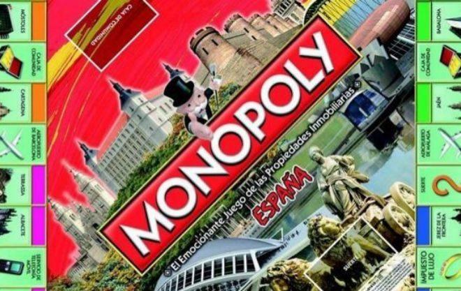Ponferrada ya forma parte del tablero de Monopoly para estas navidades 1