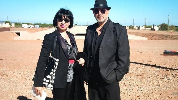 Los hermanos Luisa y Cuco Pérez ofrecen un emocionante viaje musical por las canciones de los exiliados españoles en Francia 1
