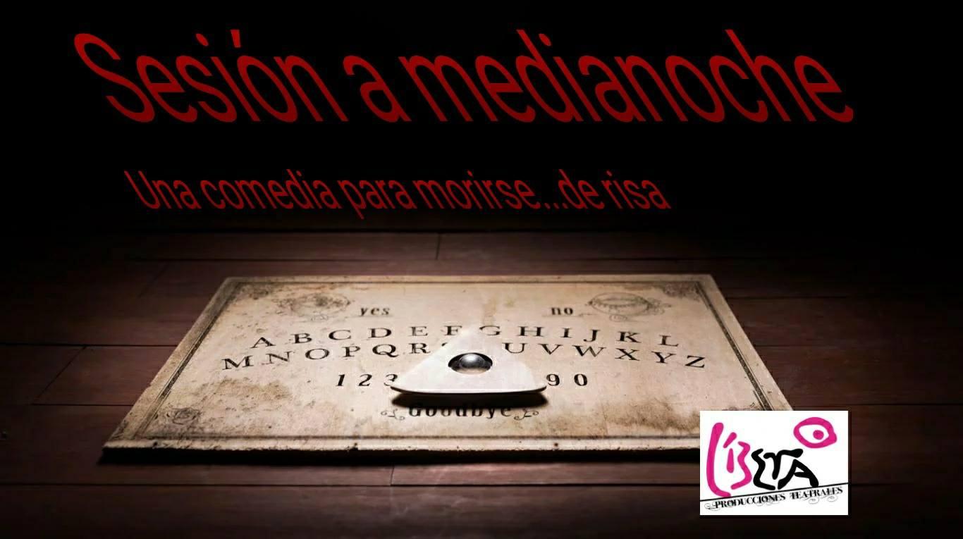 Miedo y humor en el Teatro de Cubillos del Sil con: 'Sesión a media noche' 1