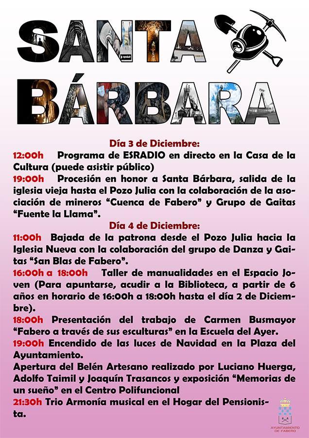 Santa Bárbara Fabero 2018 1