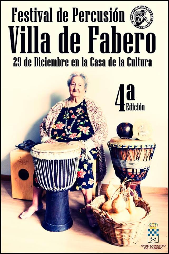 Festival de percusión Villa de Fabero 2018 1