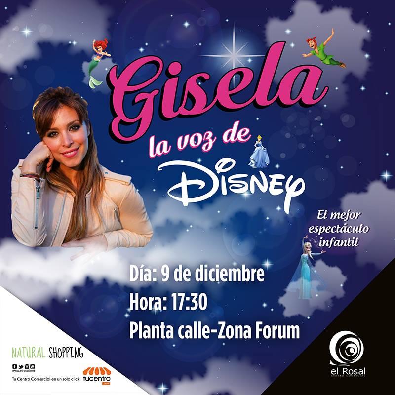 Espectáculo: Gisela 1