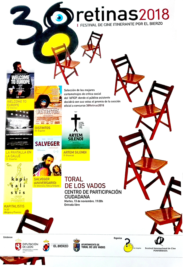 I Festival de Cine itinerante por El Bierzo