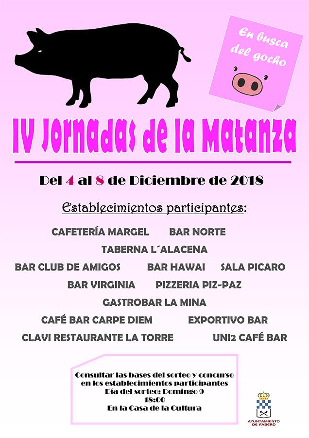 IV Jornadas de la Matanza. 2018 1