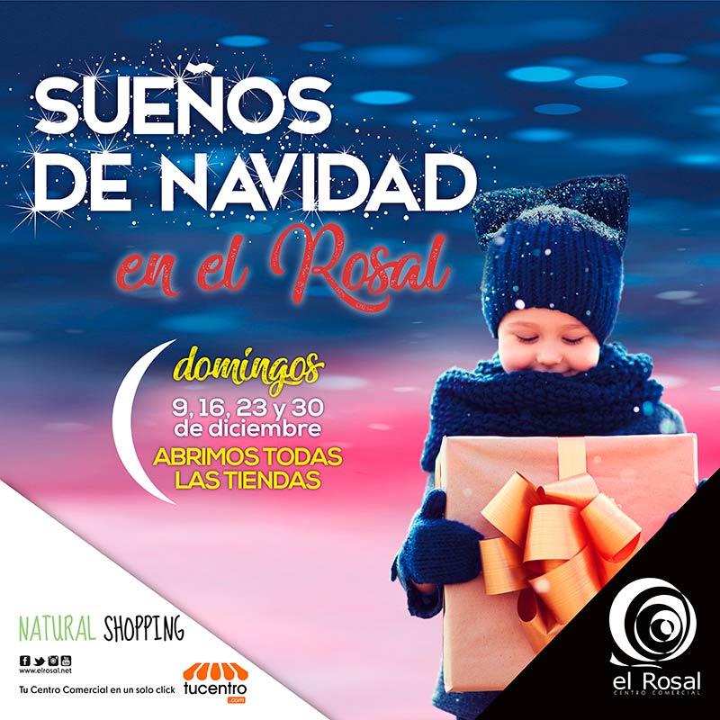 El Centro Comercial El Rosal prepara una navidad repleta de actividades 1
