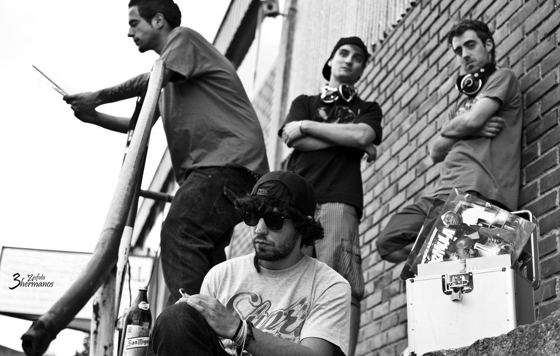 El Rap/Reggae de Kulto Kultibo llega a La Vaca 1