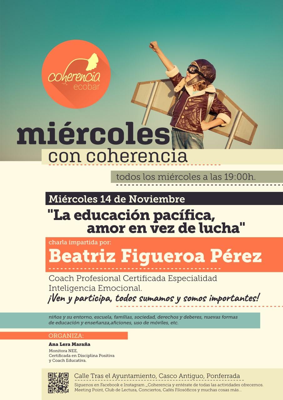 Beatriz Figueroa, coach especialista en Inteligencia Emocional, nueva charla en los 'miércoles con Coherencia' 1