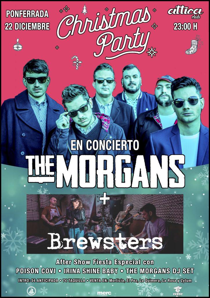 The Morgans se preparan el sábado su particular Christmas Party 1