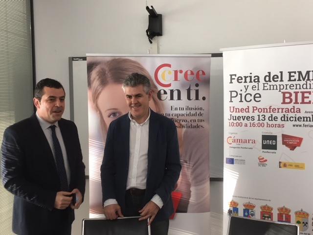La Feria del Empleo y el Emprendimiento que se celebra el jueves 13 de diciembre, un paso más para reactivar la economía de la comarca 1