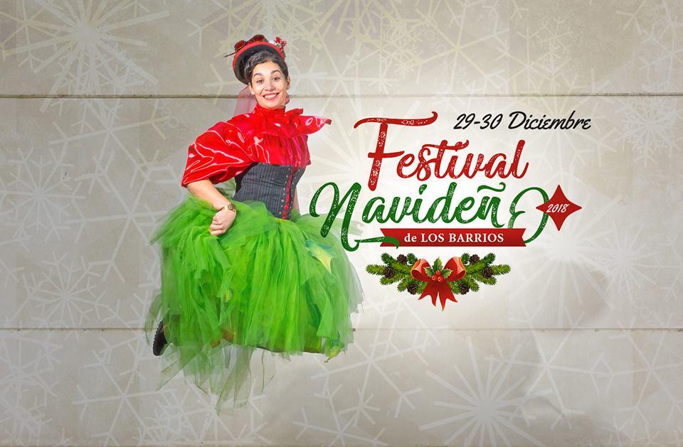 Festival navideño en Salas de los Barrios 1