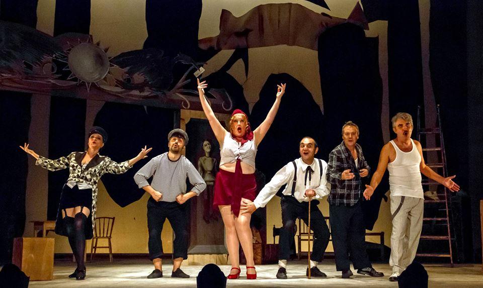 Morfeo Teatro presenta el viernes en el Bergidum la obra 'Los cuernos de Don Friolera', una crítica al machismo patrio 1