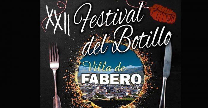 XXII Festival del Botillo Villa de Fabero 1