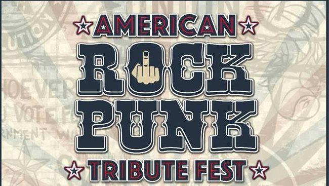 Festival de Tributos AMERICAN ROCK PUNK, tributo a las mejores bandas de los 90s 1