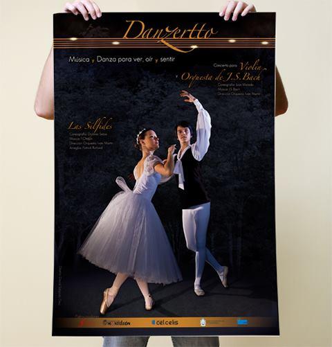 El Teatro de Cubillos del Sil recibe este sábado el espectáculo de danza clásica