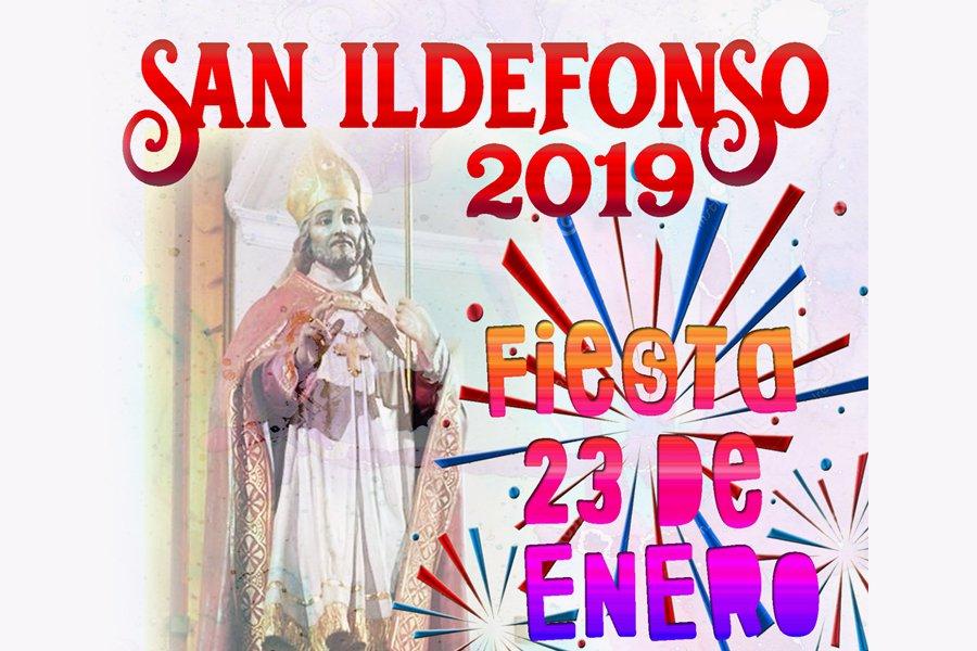 Fiesta de San Ildefonso en Camponaraya 1