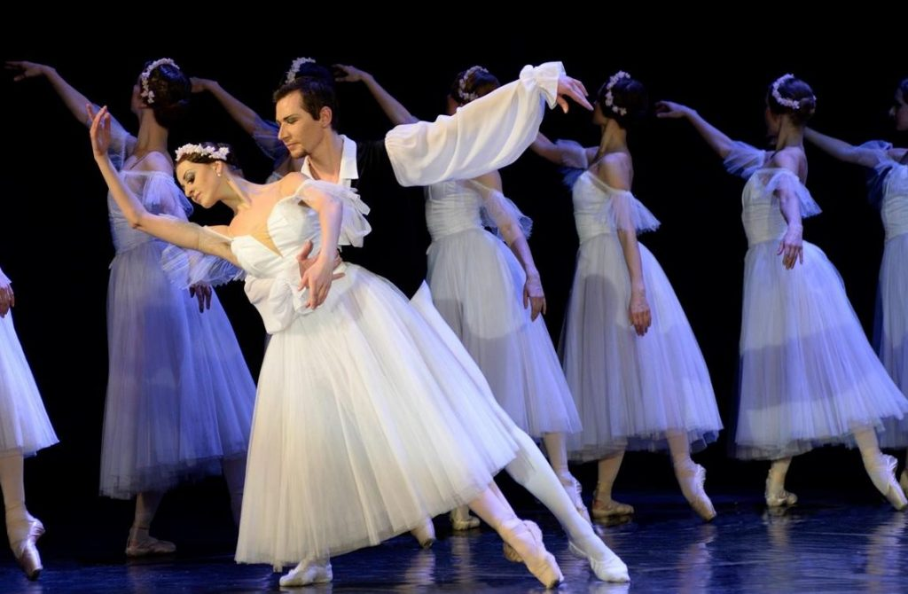 El Teatro Bergidum acogerá el Ballet Imperial Ruso fundado por Maya Plisetskaya 1