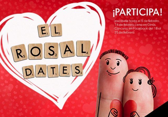 El Centro Comercial presenta 'El Rosal Dates' 1