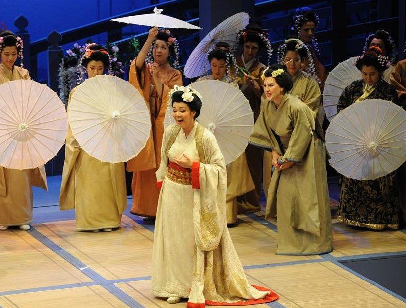 La lírica regresa al Bergidum con 'Madama Butterfly' de Puccini 1