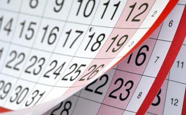 Calendario de Fiestas Laborables en Castilla y León 2022 3
