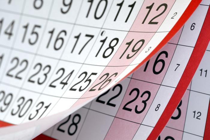 Calendario laboral en Castilla y León, estos son los festivos para el año 2021 1