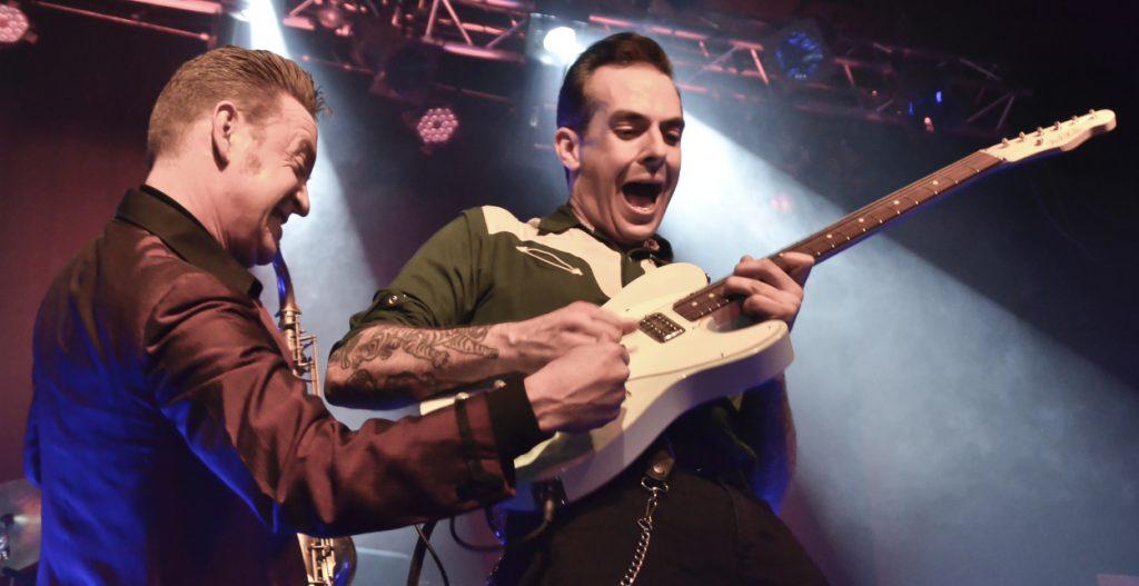 Mario Cobo, una de las mejores guitarras del Rock español llega al Cocodrilo Negro este viernes 1