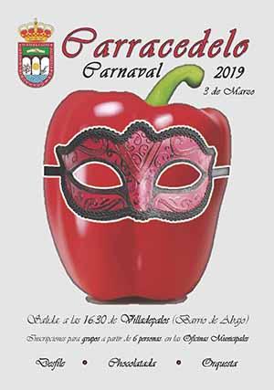 Carnaval 2019 en Carracedelo 1