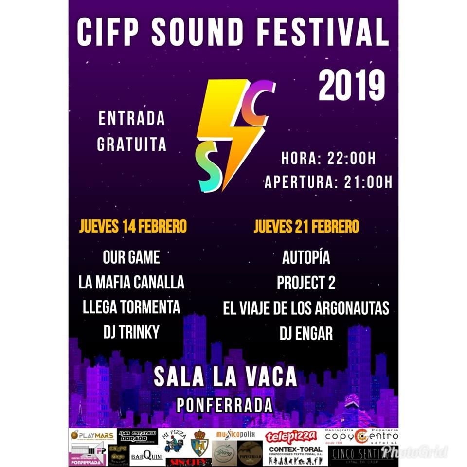 Regresa el CIFP SOUND Festival 2019 1