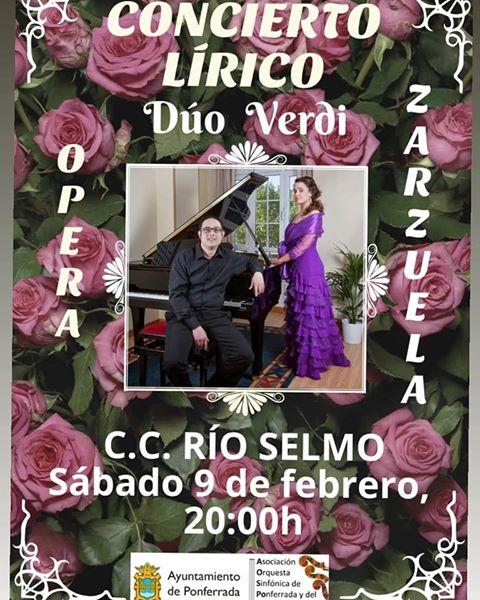 El Dúo Verdi interpreta Arias de Ópera y Zarzuela 1