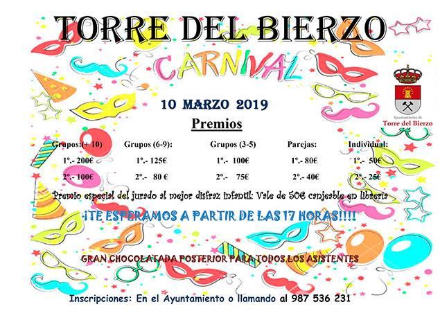 Carnaval 2019 en Torre del Bierzo 1