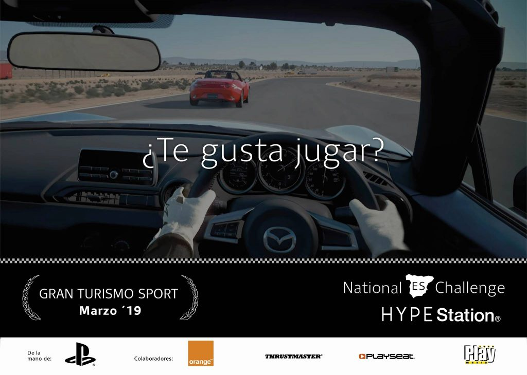 GT Sport National Challenge - HYPE Station El Rosal 1