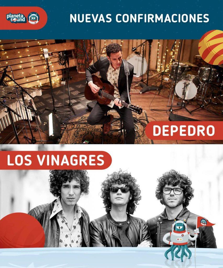 El Festival Ponferradino Planeta Sound anuncia nuevas incorporaciones al cartel 1