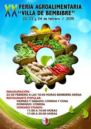 XX Feria Agroalimentaria Villa de Bembibre 1
