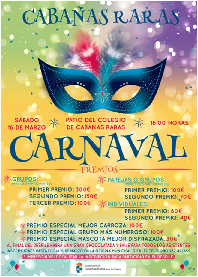 Carnaval 2019 en Cabañas Raras 1