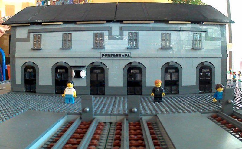 charla en el Museo de la Energía: Crea con piezas de LEGO 1