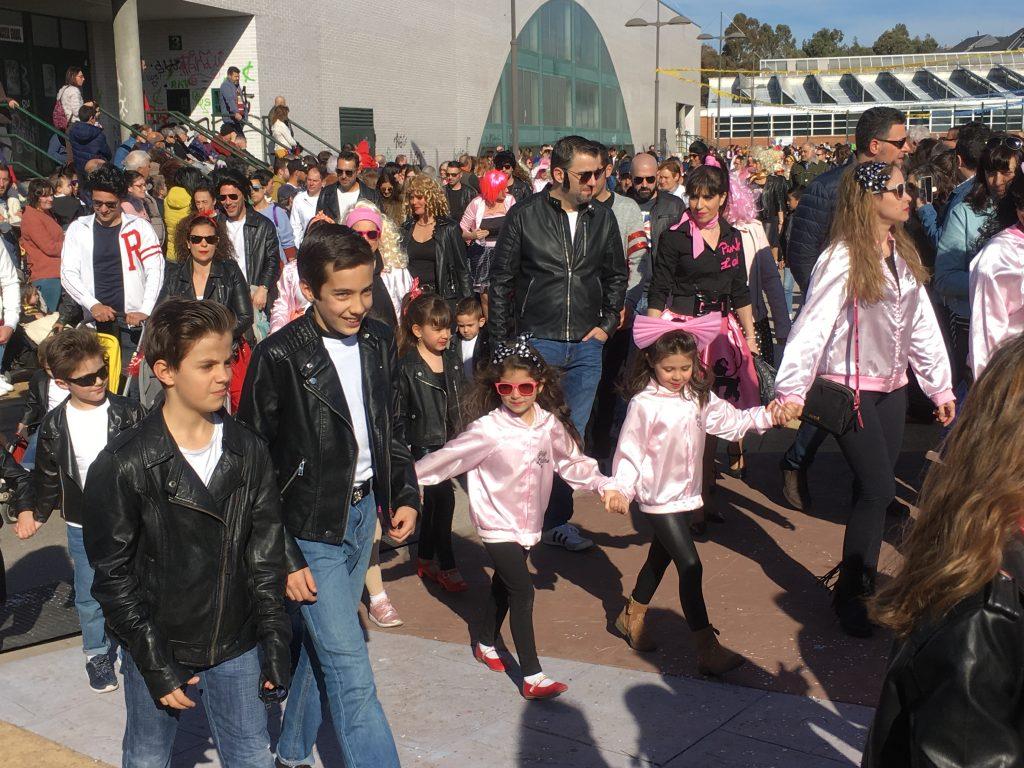 Álbum de fotos Carnaval infantil Ponferrada 2019 1