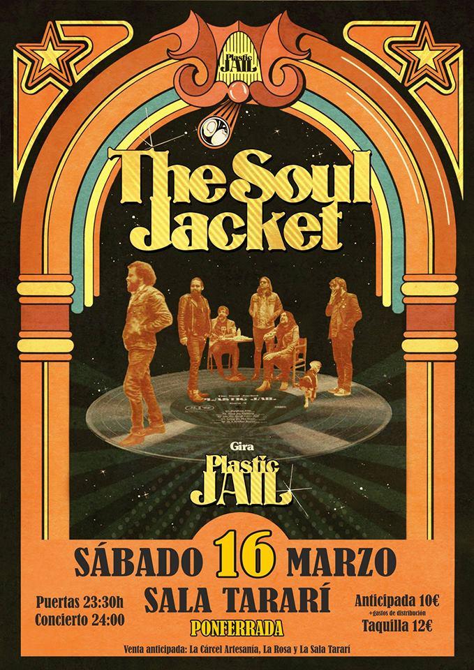 Soul Jacket en Concierto 1