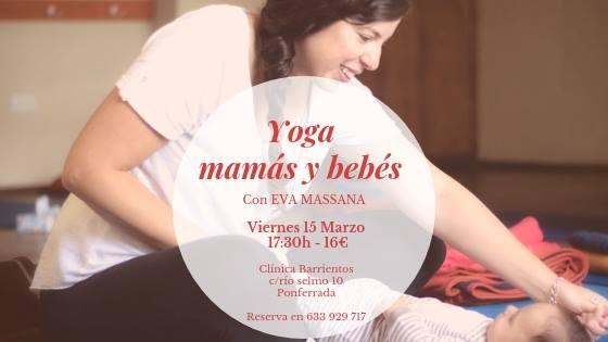 Yoga para mamás y bebés 1