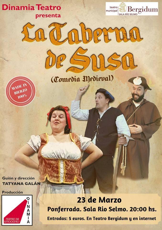Teatro: La taberna de Susa 1