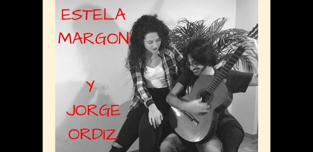 Sesión Vermouth con Estela Margón y Jorge Ordiz 1