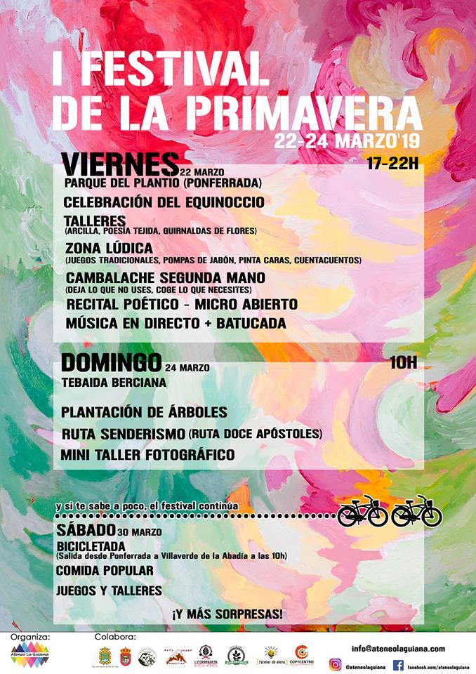 I Festival de la Primavera 1